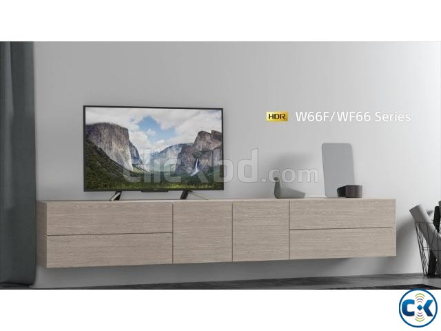 Sony Bravia W660F 43 Inch 1080p Full HD Smart Internet TV | ClickBD large image 3