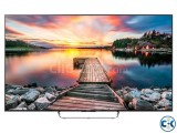 55 Sony Bravia W800C Android Full HD 3D LED TV