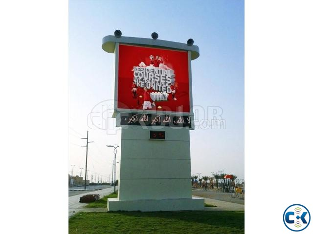 LED or PVC Billboard Acrylic Neon Signboard Rent or Make BD | ClickBD large image 3