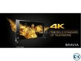 SONY BRAVIA 55X9000E 4K LED TV