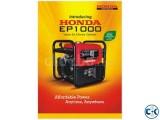 Honda Generator Price Bangladesh EP 1000 Portable Generato