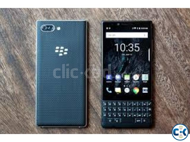 Brand New BlackBerry KEY2 6 128GB Sealed Pack 3 Yr Warranty | ClickBD large image 1