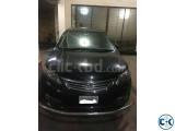 Toyota Allion G Pro 2010 Black Beige interior Fully Loaded