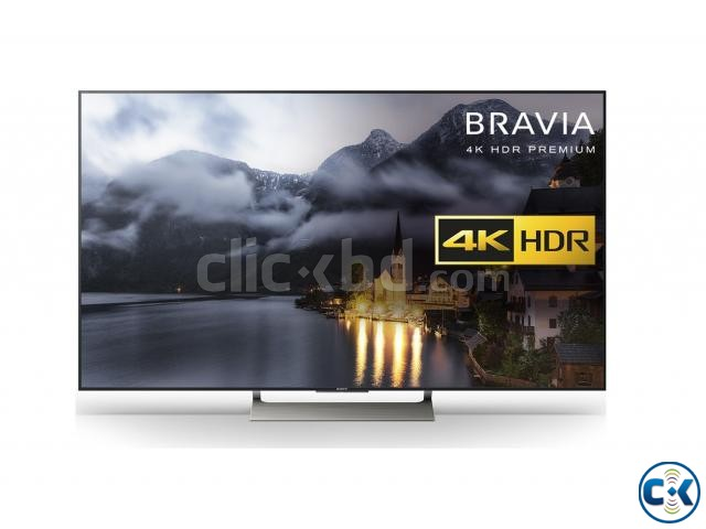 Sony KD-X9000E 4K 49 Inch Lifelike Picture Android Smart TV | ClickBD large image 1