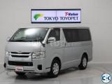 Toyota Hiace GL Silver 2014