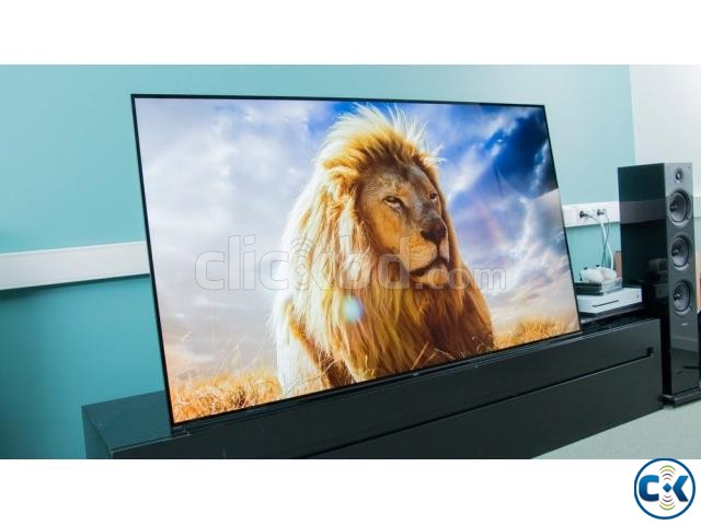 Original 4K OLED Sony 55A1 Smart tv | ClickBD large image 1