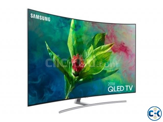 Original Curved QLED 4K Smart 65 Q8C | ClickBD large image 0