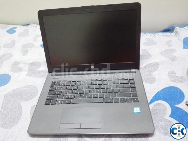 HP i3 6th Gen 14 Laptop | ClickBD large image 0
