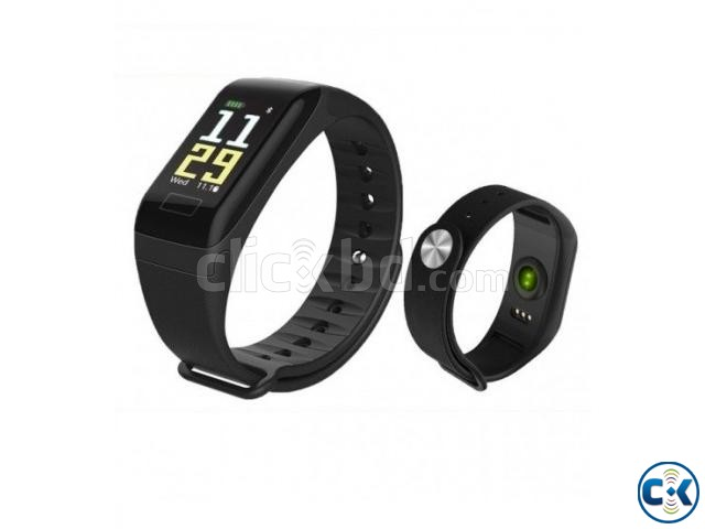 F1 plus Smart Band Color Screen | ClickBD large image 0