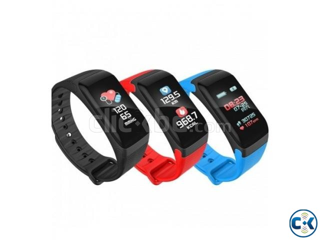 F1 plus Smart Band Color Screen | ClickBD large image 2