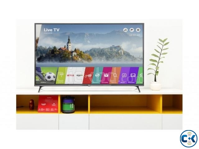 LG J550V Full HD 49 Inch High Contrast Wi-Fi Smart TV | ClickBD large image 0