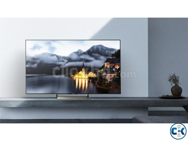 Sony KD-X9000E 4K 75 Inch Lifelike Picture Android Smart TV | ClickBD large image 1