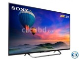SONY BRAVIA X8500C MODEL 65 INCH Smart 4K 3D TV