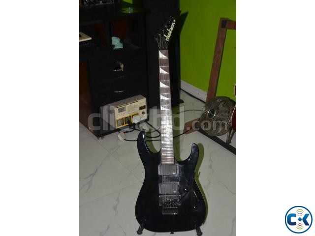 Jackson Guitar with BOX | ClickBD large image 2