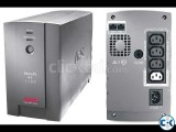 APC Back UPS 1100VA 660 Watts Without Battery.