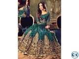 georgette with embroidery work salwar kameez suit maisha 032