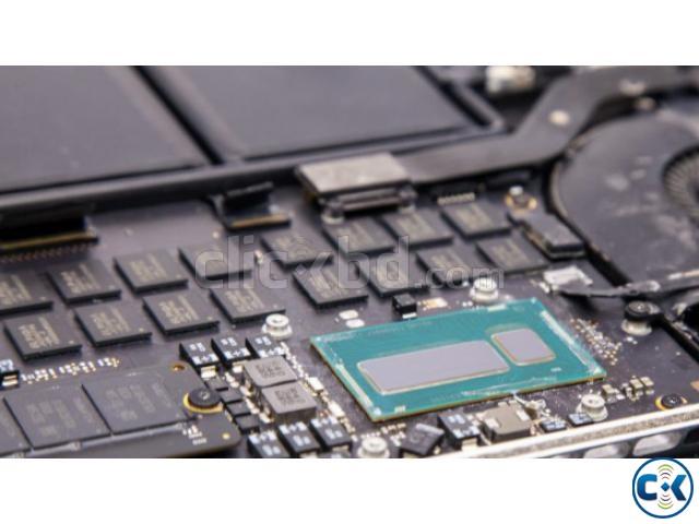 MACBOOK PRO 13 FAULTY GPU CARD REPAIR | ClickBD