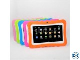 OEM Kids Tab With Colorful Protective Case