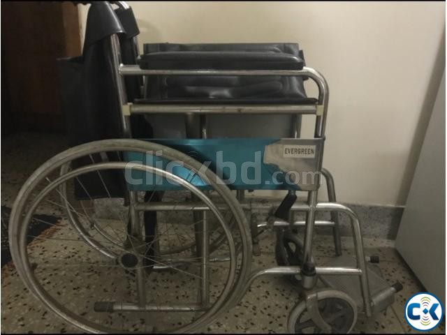 Wheelchair | ClickBD large image 0
