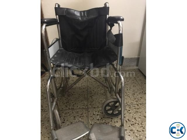 Wheelchair | ClickBD large image 1