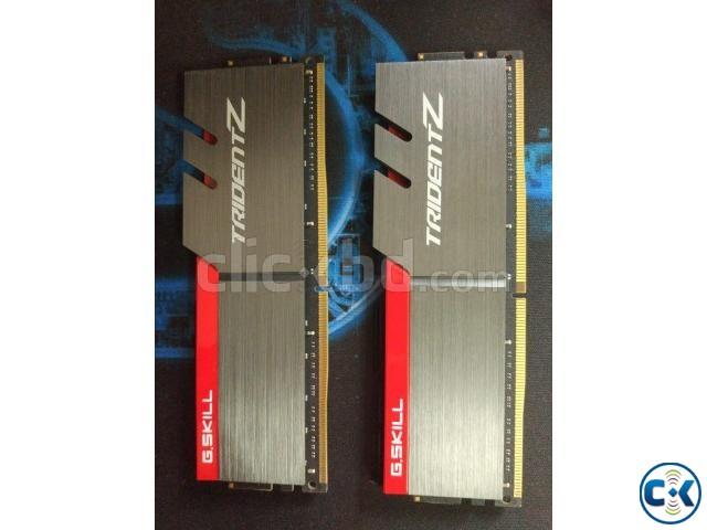GSkill TridentZ DDR4 3200Mhz 8GBx2 16GB Ram | ClickBD large image 0
