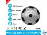 panoramic wif ip camera