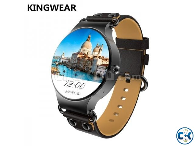 KW98 3G Android Smartwatch 8GB ROM GPS | ClickBD large image 0
