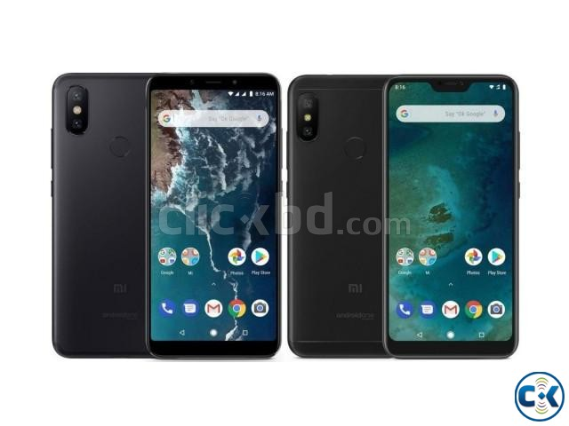 Brand New Xiaomi Mi A2 64GB Sealed Pack With 3 Year Warranty | ClickBD large image 1