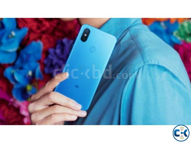 Brand New Xiaomi Mi A2 32GB Sealed Pack With 3 Year Warranty | ClickBD large image 1