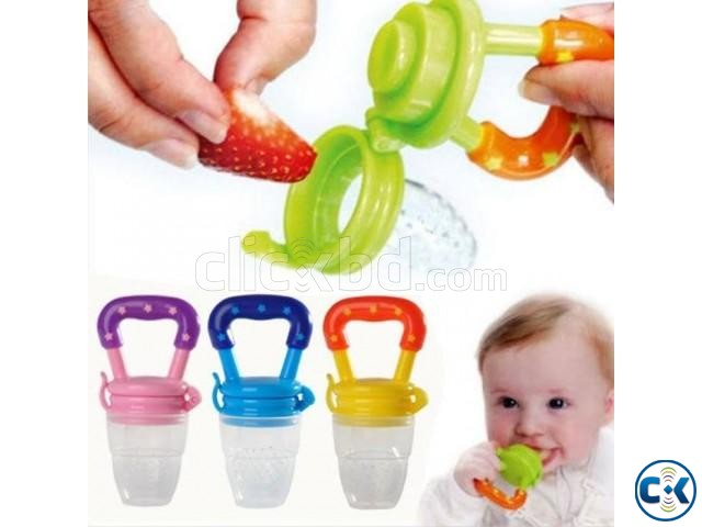 Baby Fresh Food Feeder Nipple Pacifier -1pc | ClickBD large image 0