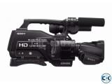 Sony HXR-MC2500 AVCHD Shoulder Mount Camcorder