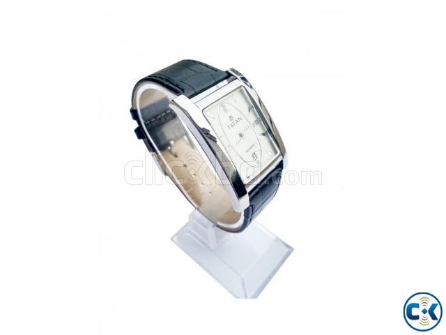 Titan Replica Watches Wrist Quartz for Men   ClickBD large image 0