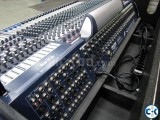 Soundcraft GB-8-32 with flight case