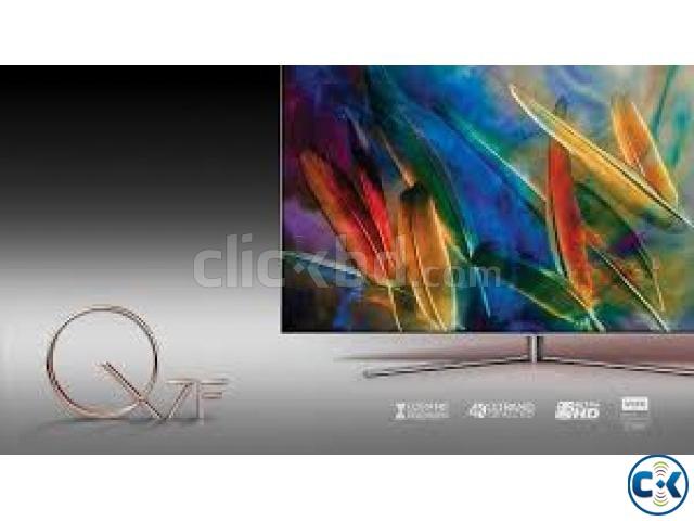 Samsung QN55Q7F 55 Inch 4K Ultra HD Wi-Fi QLED Smart TV | ClickBD large image 0