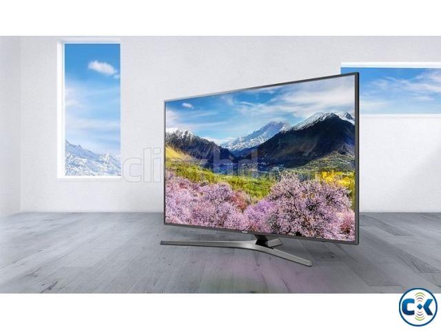 Samsung MU6400 55 Active Crystal Color 4K Smart Television | ClickBD large image 0