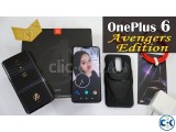 Brand New One Plus 6 256GB Avengers Edition Sealed Pack