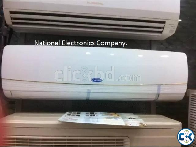 Carrier 1.5 Ton Split Type AC 18000 BTU Price in Bangladesh | ClickBD large image 1