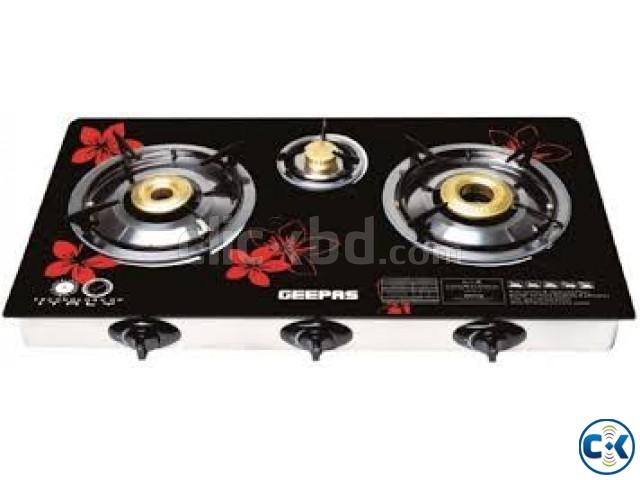 GEEPAS BRAND NEW GAS STOVE GK6759 | ClickBD large image 2
