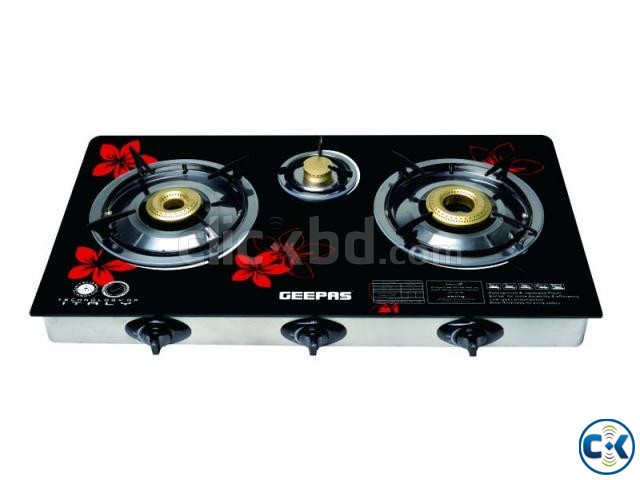 GEEPAS BRAND NEW GAS STOVE GK6759 | ClickBD large image 3