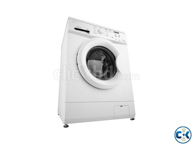 LG Washing Machine FH0C3QDP2 Front Load | ClickBD large image 0