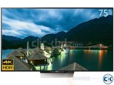 SONY BRAVIA 85X8500D HDR 4K ANDROID TV