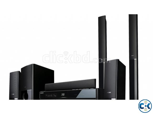 Sony BDV-E4100 Blu-Ray 3D Home Theater | ClickBD large image 1
