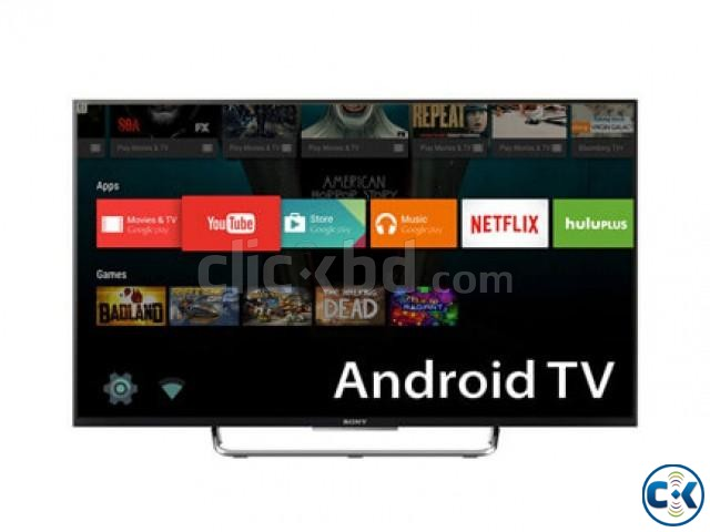 SONY BRAVIA 43 W800C 3D ANDROID TV | ClickBD large image 0
