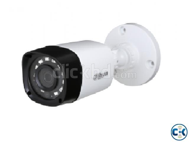 Dahua HAC-HFW1000R 1.0MP HDCVI IR Bullet Camera | ClickBD large image 0
