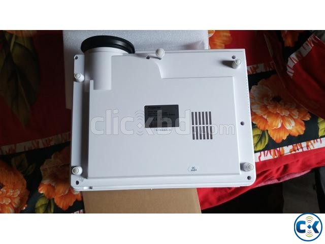 LED96W Android Projector | ClickBD large image 0