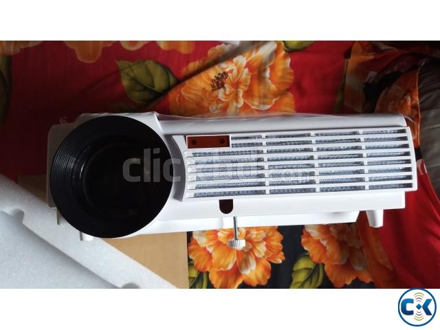 LED96W Android Projector | ClickBD large image 2