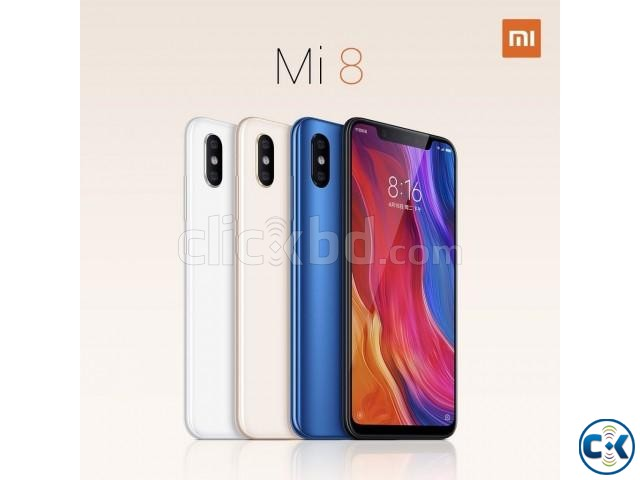 Brand New Xiaomi Mi 8 SE 6 64GB Sealed Pack 3 Years Warranty | ClickBD large image 1