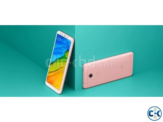 Brand New Xiaomi Redmi 5 32GB Sealed Pack 3 Yr Warrnty | ClickBD large image 0