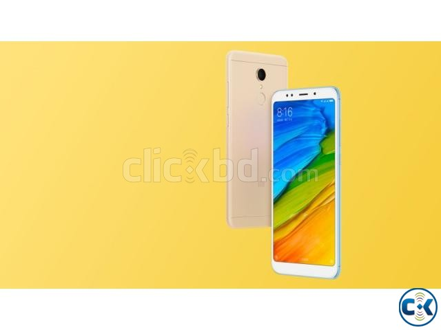 Brand New Xiaomi Redmi 5 32GB Sealed Pack 3 Yr Warrnty | ClickBD large image 1