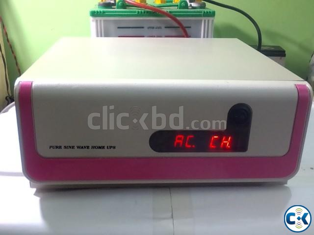 1000VA 12V DIGITAL IPS UNIT | ClickBD large image 0